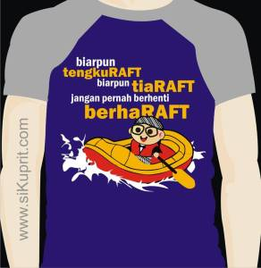 kaos RAFTing by Kuprit